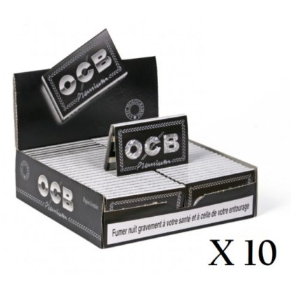 OCB Double Premium par 10