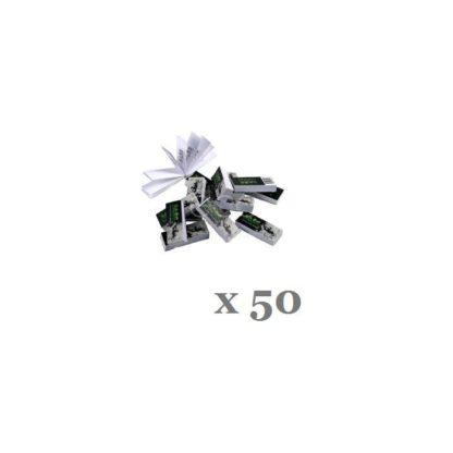 50 paquets de filtres cartons JASS tips