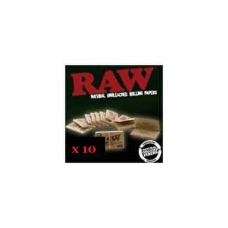 RAW Regular par 10