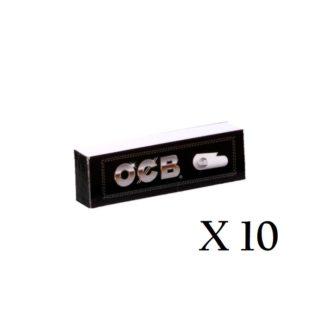 Filtres cartons OCB tips x 10 paquets