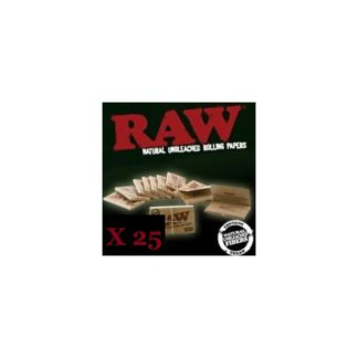 RAW Regular par 25