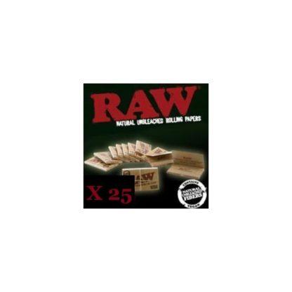 RAW Regular par 25