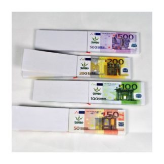 Carnet de 50 tips Euros