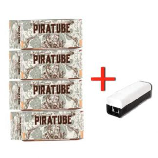 Tubes cigarette piratube + tubeuse